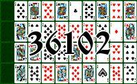 Пасьянс №36102