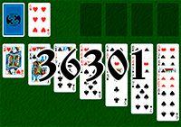 Пасьянс №36301