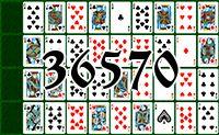 Пасьянс №36570