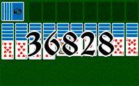 Пасьянс №36828