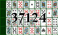 Пасьянс №37124