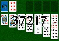 Пасьянс №37217