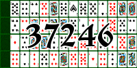 Пасьянс №37246