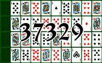 Пасьянс №37329