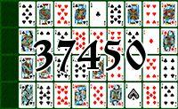 Пасьянс №37450