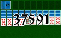 Пасьянс №37591