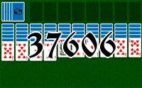 Пасьянс №37606