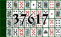 Пасьянс №37617