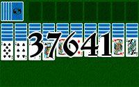 Пасьянс №37641