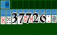 Пасьянс №37726