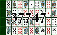 Пасьянс №37747