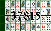 Пасьянс №37815