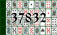 Пасьянс №37832
