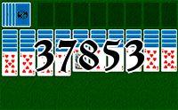 Пасьянс №37853