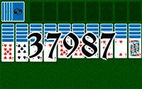 Пасьянс №37987