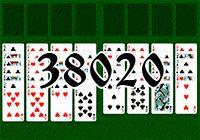Пасьянс №38020