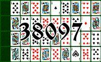 Пасьянс №38097
