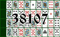 Пасьянс №38107