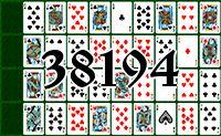 Пасьянс №38194