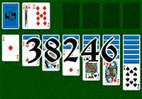 Пасьянс №38246