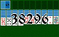 Пасьянс №38296