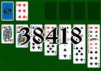 Пасьянс №38418
