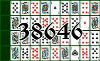 Пасьянс №38646