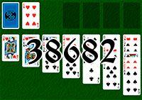 Пасьянс №38682