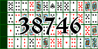 Пасьянс №38746