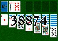 Пасьянс №38874