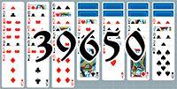 Пасьянс №39650