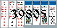 Пасьянс №39805