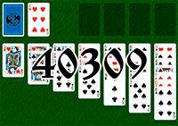 Пасьянс №40309