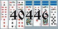 Пасьянс №40446