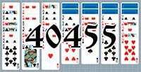 Пасьянс №40455