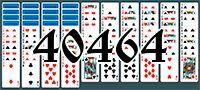 Пасьянс №40464