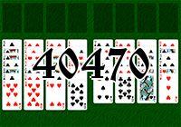 Пасьянс №40470