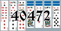 Пасьянс №40472