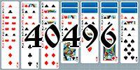 Пасьянс №40496