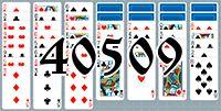 Пасьянс №40509