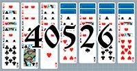 Пасьянс №40526
