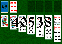 Пасьянс №40538