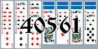 Пасьянс №40561