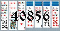 Пасьянс №40856