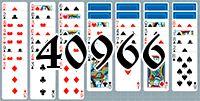 Пасьянс №40966