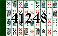 Пасьянс №41248