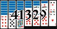 Пасьянс №41329
