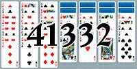Пасьянс №41332