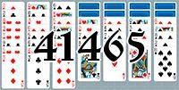 Пасьянс №41465