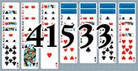 Пасьянс №41533